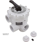"Multiport Valve-Variflow (2"" FIP(White)Side, Hayward (SP0715ALL)"