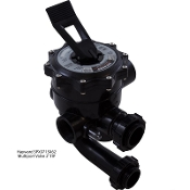 "Multiport Valve-Variflow, 2"" Fip, 6 Position (SP0715X62)"