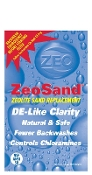 ZeoSand (25 Lbs) Sand Replacement Media, Zeo, Inc. (Zeosand-25)