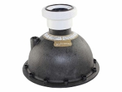 "Top Housing (1-1/2"") Caretaker Infloor Valve W/Union (3-9-201)"