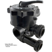 Multiport Valve Hayward, Side Mount, SPX0715X32, Praher (SM2-HP3