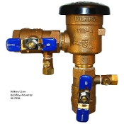 "Vacuum Breaker (3/4"")2 Port-Wilkins (34-720A) Backflow preventer"