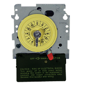 Time Control Mechanism (T100 & T2100r Series) 208 /277 V
