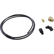 QuikPure Air Bleed Kit Filter to Manifold, A & A (563911)