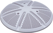 "Main Drain cover (Retrofit) 10"" White, Waterway (640-2130-V)"