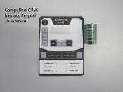 Interface Keypad/ Control Board(CPSC) CompuPool (JD363050A)