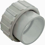 "Pump Union (2"" PVC)  Magic Plastics (0602-20)"
